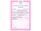 Лицензия Министерства Российской Федерации по делам гражданской обороны, чрезвычайным ситуациям и ликвидации последствий стихийных бедствий